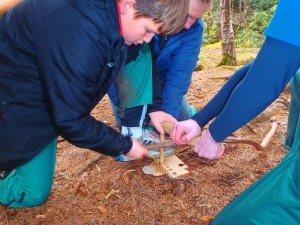 Activities Bushcraft