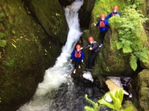 Activities Gorge Walking