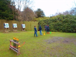 Activities Archery