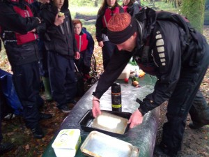 Safety Expedition Pizza Preparation