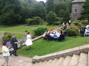 wedding patterdale hall