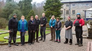 Staff at Patterdale Hall