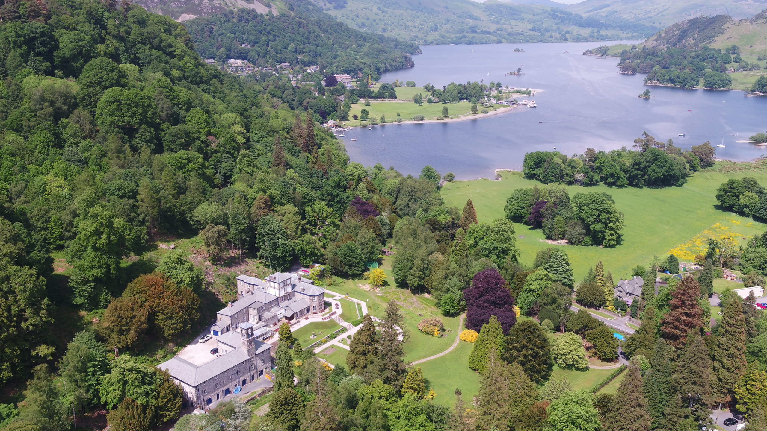 Patterdale Hall Summer Holiday Courses